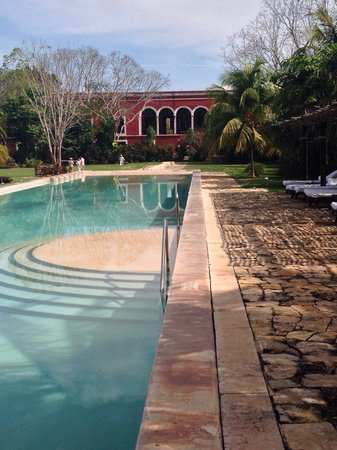 Hacienda Temozon, A Luxury Collection Hotel : Gorgeous swimming pool