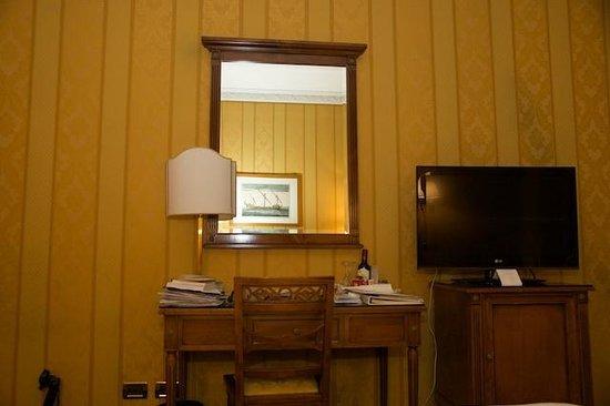 Sina Bernini Bristol: La mia camera