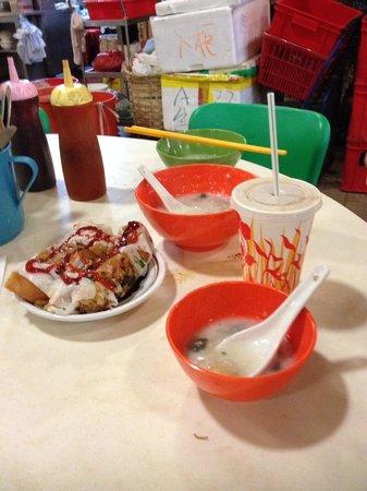 Big Foot Tour : Quick Breakfast