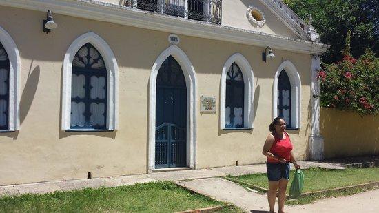 Centro Historico : Consulado Portugal