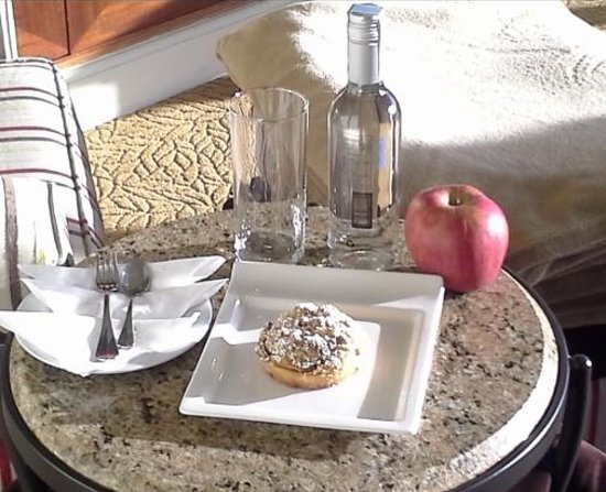 Santiago Marriott Hotel: Personal Touch on Special Request