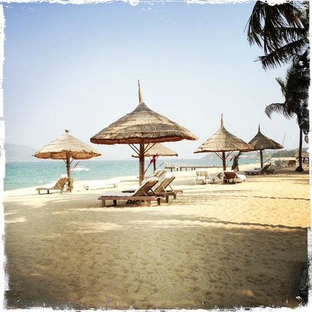 Evason Ana Mandara Nha Trang: Beach at Ana Mandara