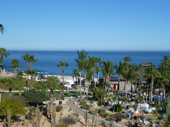 Paradisus Los Cabos : Vista desde Edificio 2, piso 5