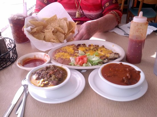 El Charro Restaurant: All Home made and All Good