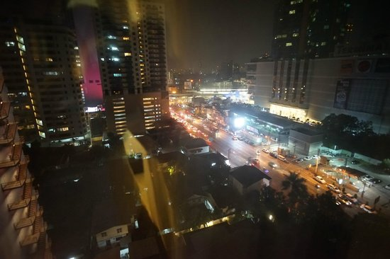 Pullman Bangkok Grande Sukhumvit: 眺め