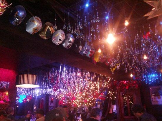 Elvira's: Enjoy the lights