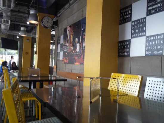Picture Of Yellow Cab Pizza Co, Manila