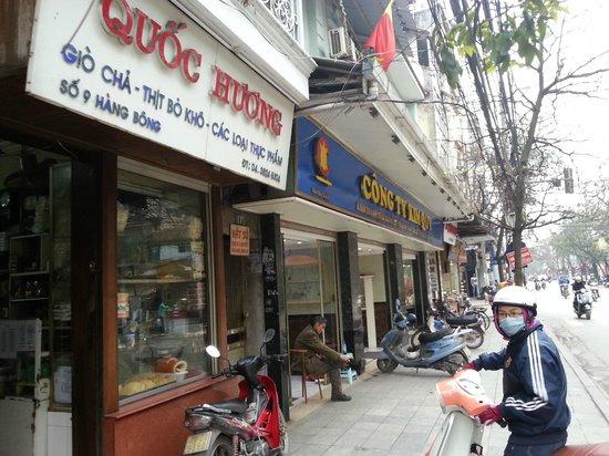Hanoi Morgans Hotel: a