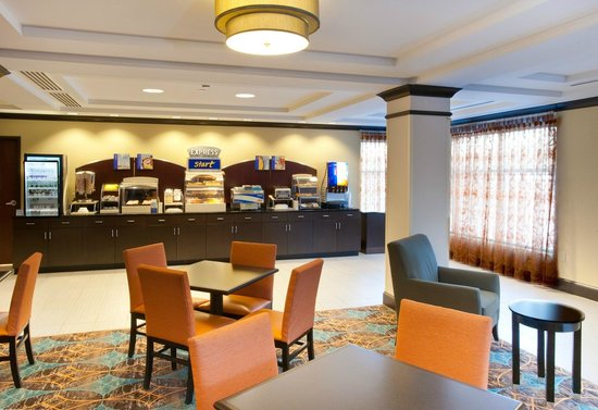 Holiday Inn Express & Suites Selinsgrove: Breakfast Area