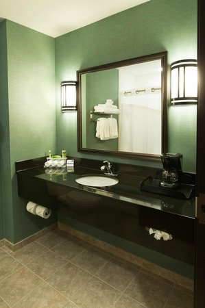 Holiday Inn Express & Suites Selinsgrove: Guest Bath