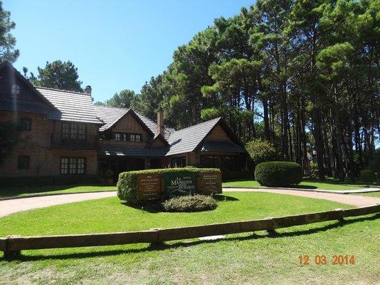 Hotel La Mansion del Bosque Spa & Resort: frente