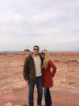 Dinosaur Tracks: Bobby and Barb