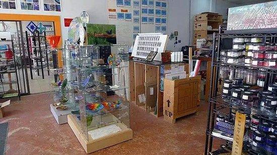 Helios Kiln Glass Studio