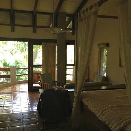 Hotel Capitan Suizo: hotel room
