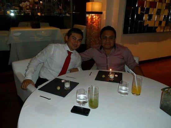 Tempo by Martin Berasategui : Celebrando mi cumpleaños en el mejor lugar / Celebrating my birthday at the Best Restaurant