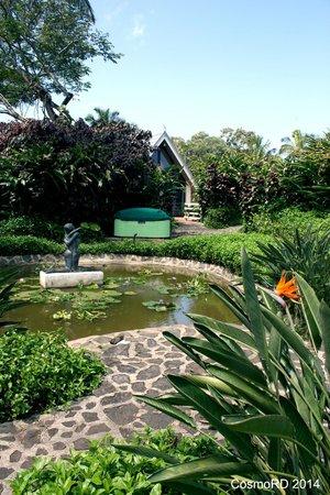Hale Akua Garden Farm - TEMPORARILY CLOSED: Jasmine Suite entryway