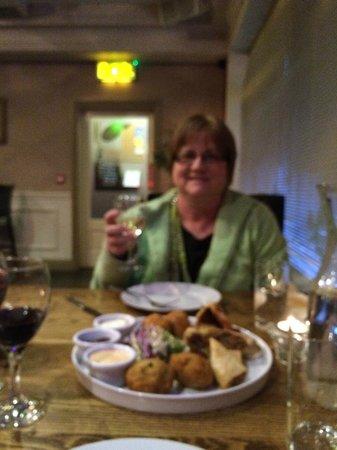 The Market Bar: Nancy in 7th Heaven