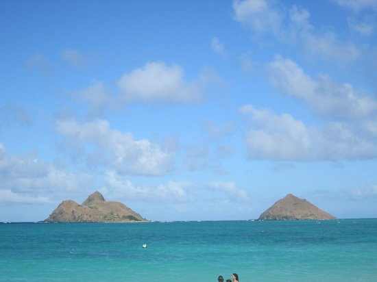 The Royal Hawaiian, a Luxury Collection Resort: Best Beach Lanikai