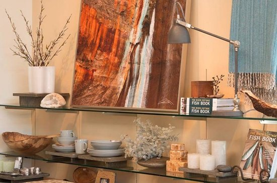Waters of Superior: Housewares and fine art from the region