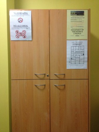 Sydney Backpackers : Locker
