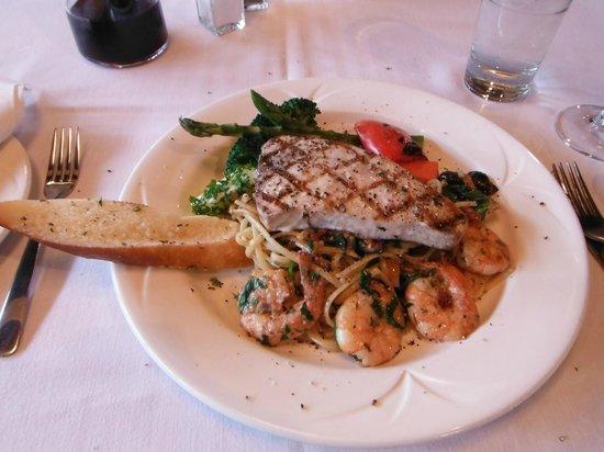 Tumbleweeds Grill: Swordfish