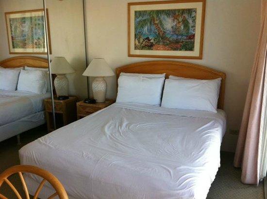 Aqua Pacific Monarch: ベッド
