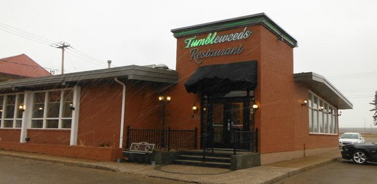 Tumbleweeds Grill: The place