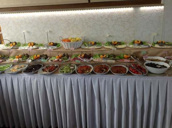 Nena Hotel: Buffete