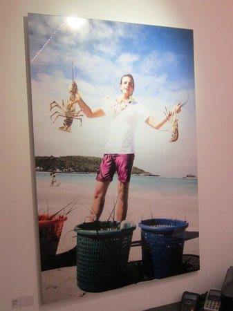 Tom Beach Hotel: Weloved it here!