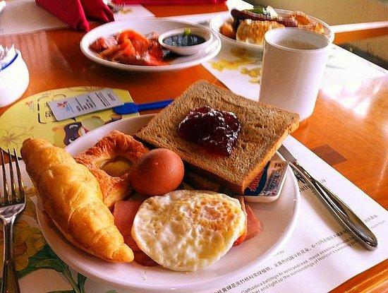 Resort Horizon: 早餐