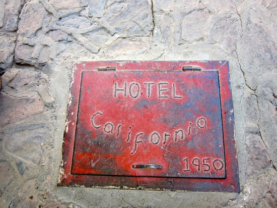 City Tours in Los Cabos: Hotel California