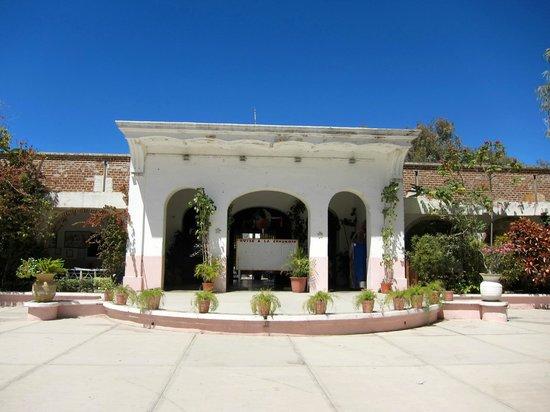 City Tours in Los Cabos: Museum in todos santos