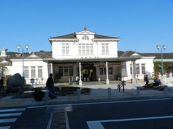 Nikko station hotel classic: Nikko Station