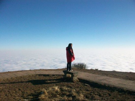 Mount Emei (Emeishan) : wow