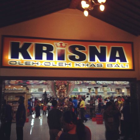 Krisna Sunset Road: Krisna Shop
