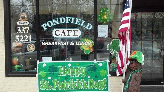 Pondfield Cafe