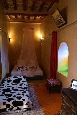 La Casbah des Arts: Bedroom 1