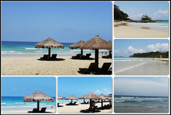 Club Med Bintan Island : Beautiful beach