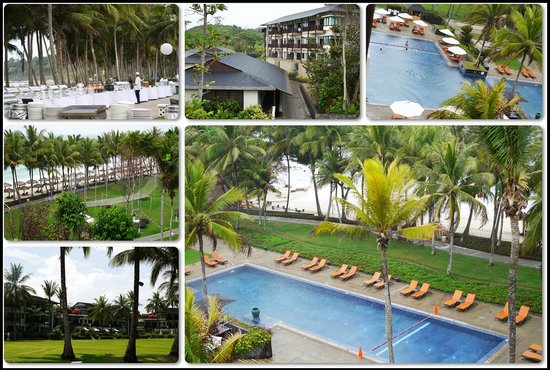 Club Med Bintan Island : Pool and grounds area