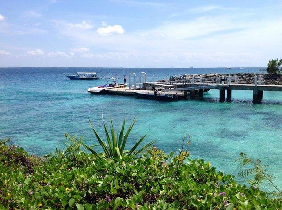 Shangri-La's Mactan Resort & Spa: Jetty