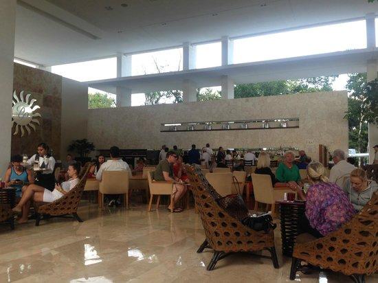 Grand Cafe Foyer Callantsoog : Grand foyer restaurant picture of luxury bahia principe