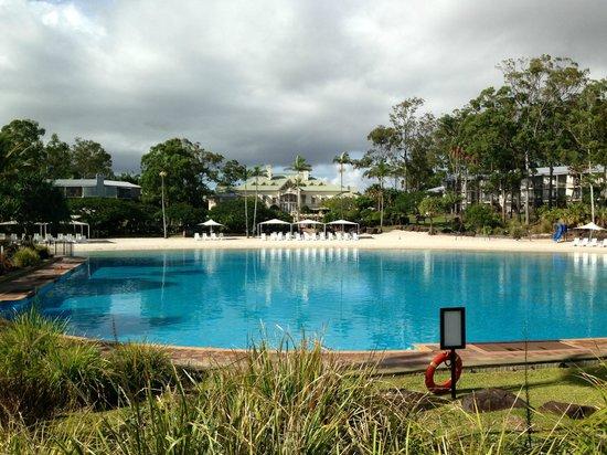 InterContinental Sanctuary Cove Resort : The legendary Lagoon Pool