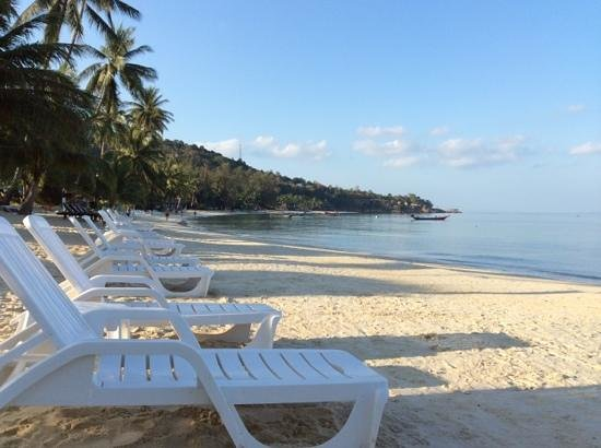 Longbay Resort: Peaceful morning