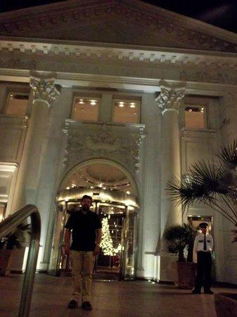 Park Hyatt Mendoza : Frente