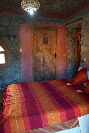 Auberge le Festival : Master bedroom