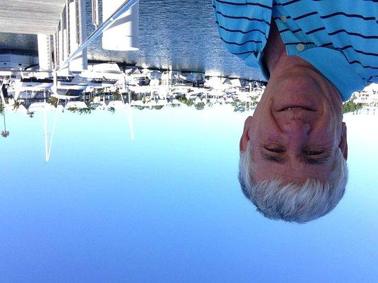 InterContinental Sanctuary Cove Resort : Tony Scott at Sanctuary Cove