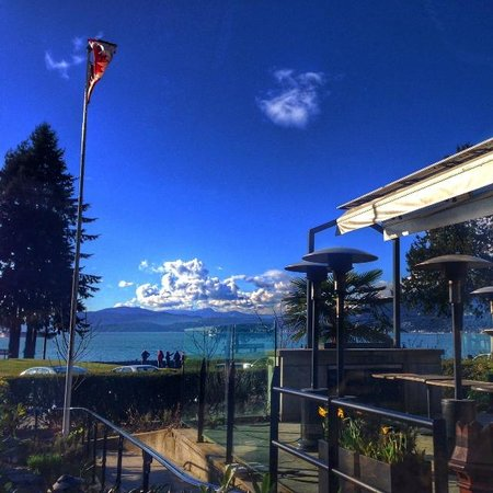 Teahouse in Stanley Park : Scenic and special