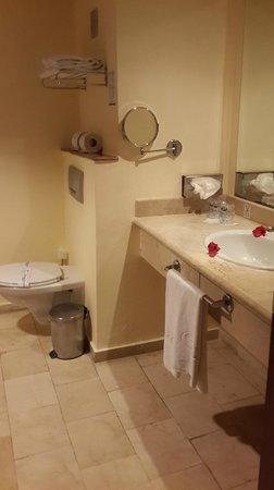 Grand Palladium Punta Cana Resort & Spa: Baño