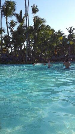 Grand Palladium Punta Cana Resort & Spa: Piscina