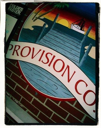 Provision Company: Their Sign
